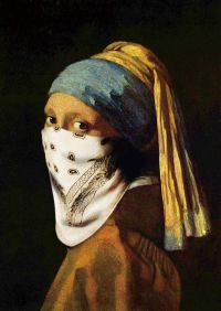 Girl with a pearl earring | Girl With A Pearl Earring ...