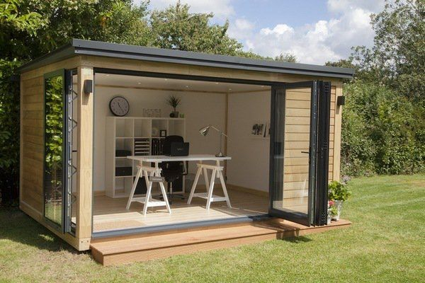 Garden Shed Ideas Modern Garden Office Design Creative Home Office