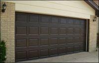 brown garage doors | garage door parts residential garage ...