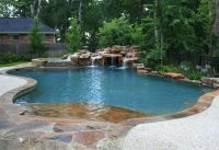 Natural Swimming Pools | Natural Free Form Swimming Pools ...