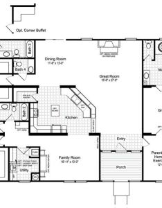 Palm harbor homes floor plans for  sq ft house in flora vista new mexico view the hacienda iii your manufactured modular or mobile home also choices metal pinterest and barndominium rh