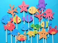 sea animals for girls printables - Google Search | Under ...