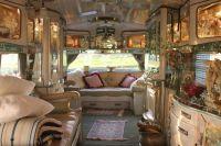 gypsy caravan interior   GypsY WagoN InterioR   Pinterest ...