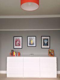 Lamp room and manor house grey gray farrow ball   Paint ...