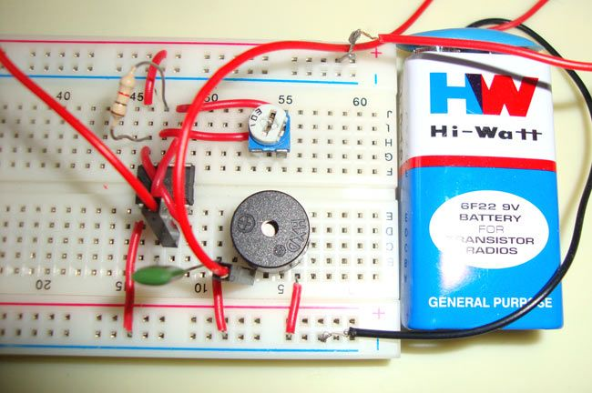 Timer A Complete Basic Guide Electronic Circuits And Diagram