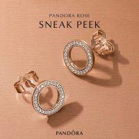 PANDORA rose gold earrings September 2016 | Pandora Rose ...