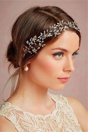 wedding hairstyles with tiara ideas