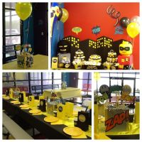 Lego Batman Party 2013. My son would love this theme ...