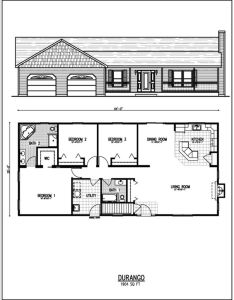 Join the discussion on this plan bedroom ranch house floor tritmonk pictures of home interior flooring design idea designer yourself materials also casa durango planos pinterest rh