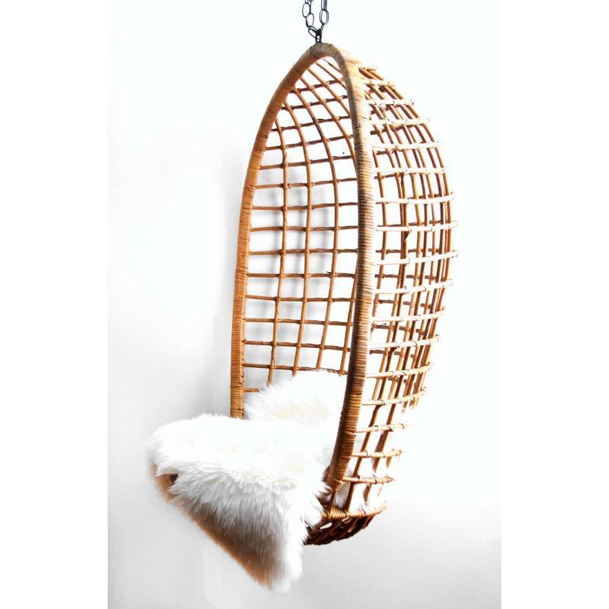 hanging rattan chair  Google Search  Forms  Pinterest