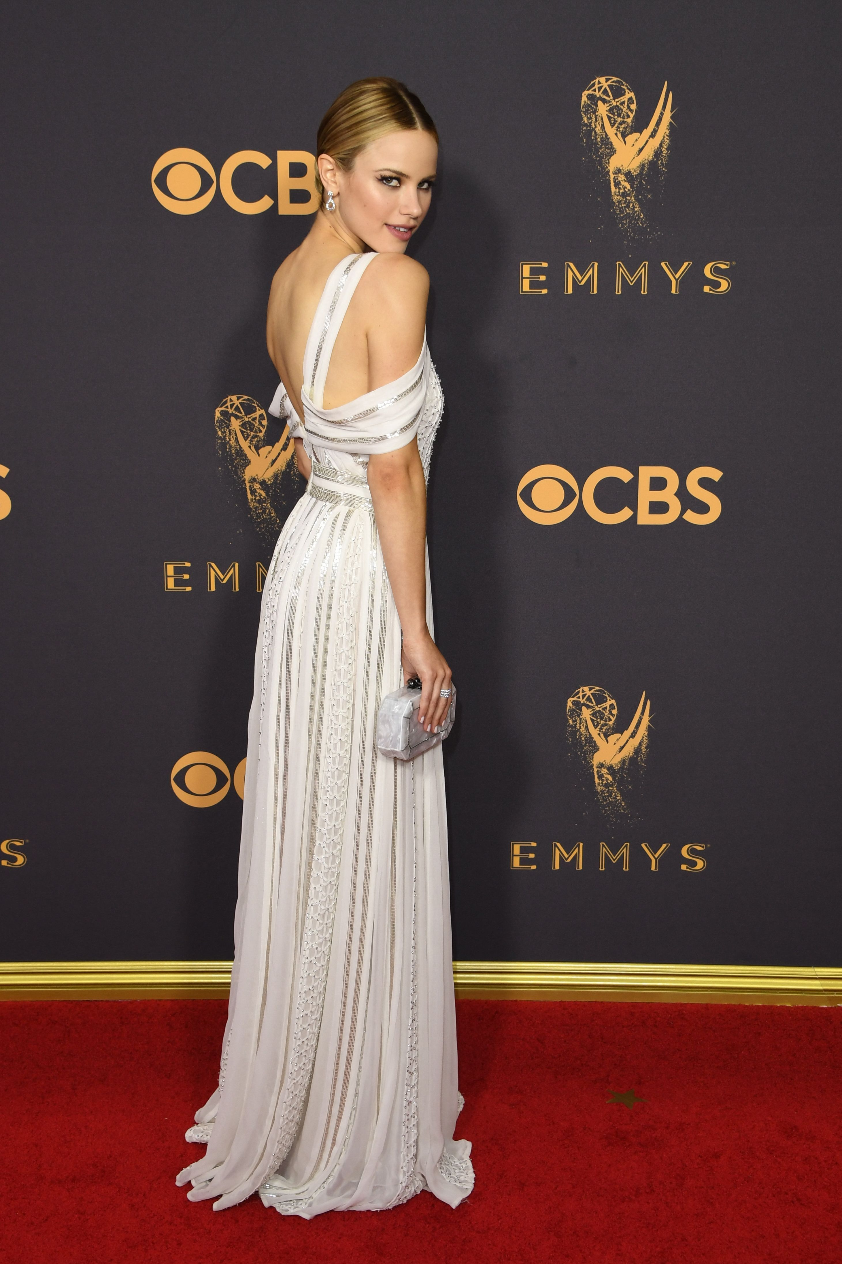Halston Sage The 69th Annual Primetime Emmy Awards September 17