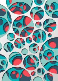 Interarea #03 Art Print | Generative Art | Pinterest ...