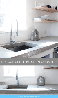 Best 25+ Cost of concrete countertops ideas on Pinterest ...