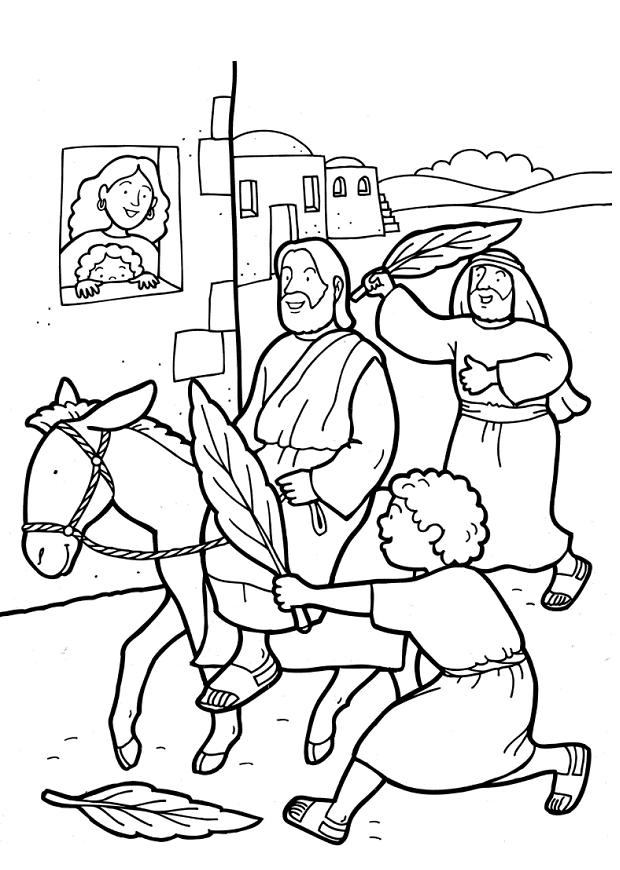 Sekolah Minggu Ceria: Gambar Cerita Alkitab tentang
