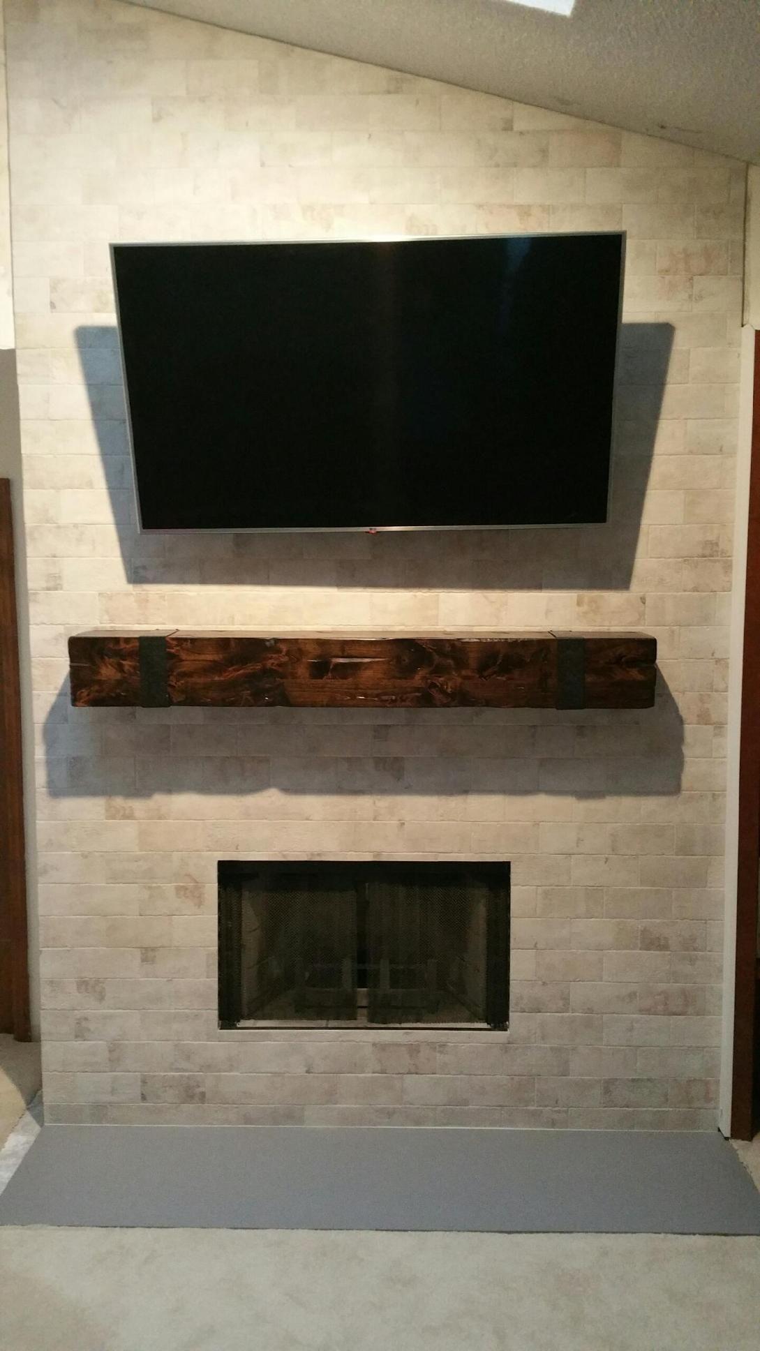 Bloodworth Fireplace Surround Daltile Brickwork In