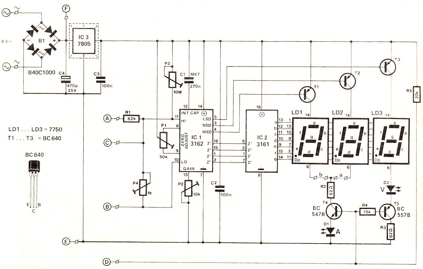 Ac Ammeter Wiring Diagram : 25 Wiring Diagram Images