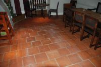 terra cotta floor tile | Decor | Pinterest | Quarry tiles ...