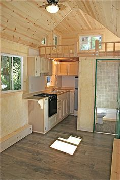 Could You Live In This Very Tiny Home? Tiny Houses Porch And House