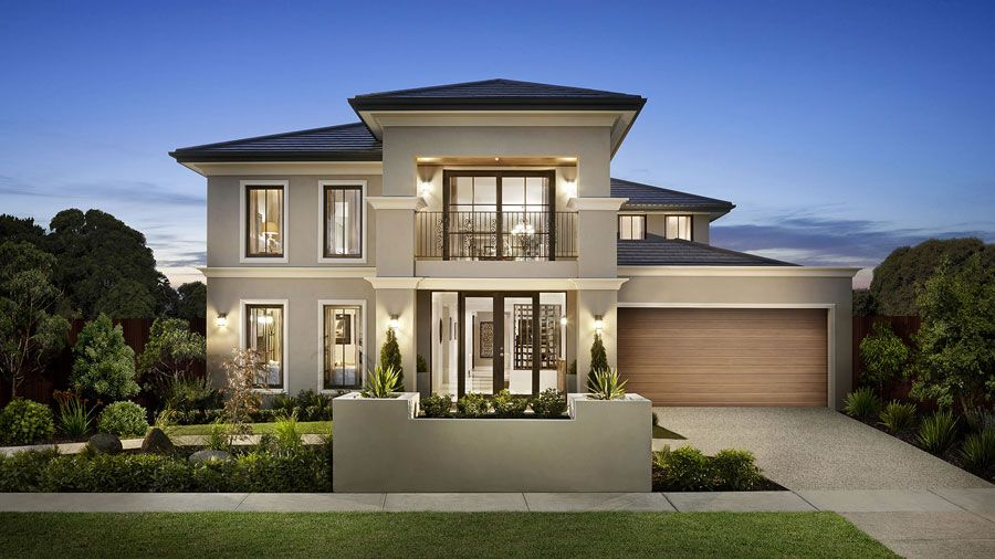 Visualization For Family House With Cream Color Interior In