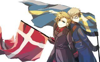 Image result for sweden and denmark