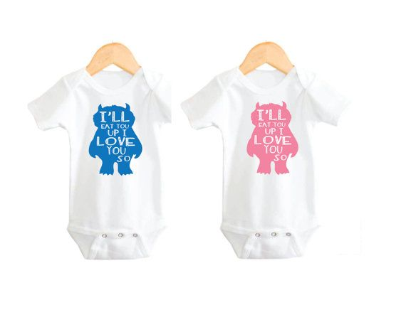 Onesies for Twins Twins Onesie Twins Gifts by