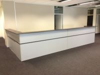 New Reception Desks & Counters | Giant Office Furniture ...