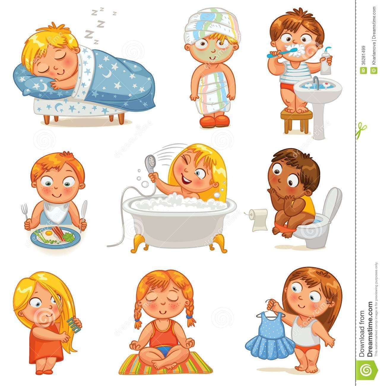 Health Hygiene Baby Girl Shower Bathrobe Towel Taking Bath
