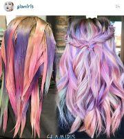 fantastic unicorn hair inspirations