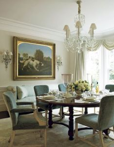 Let decorating fashions come and go the classic rooms of this mclean virginia home only get better with time designer william hodgins takes us through also thinking changing our living room in to  large dining rh pinterest