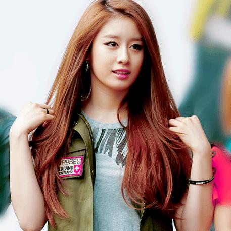 Cute Kpop Girl Hairstyles Ideas Face And Hair Pinterest Kpop