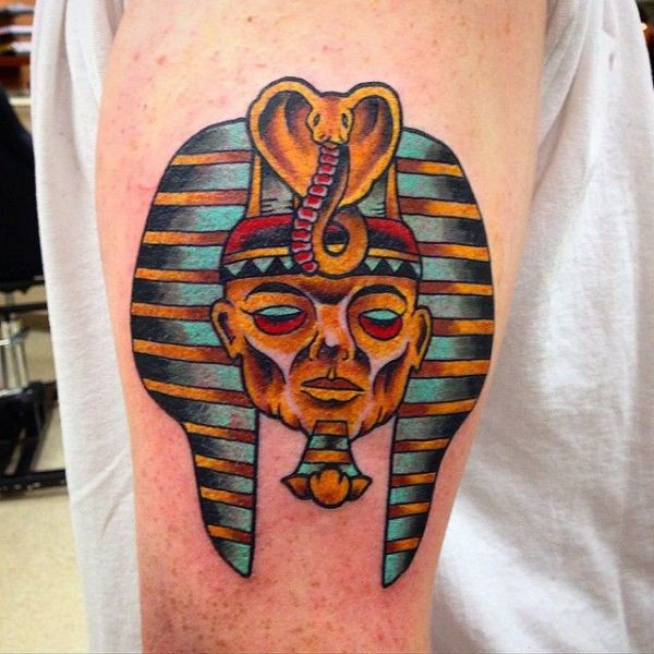 20 Egyptian Tattoos And Meanings Ramses Ideas And Designs
