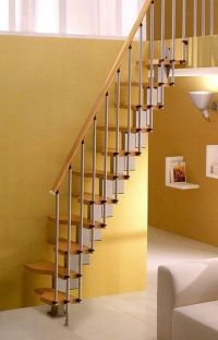 Alternating Tread Stair - Types of Attic Stairs | Salter ...
