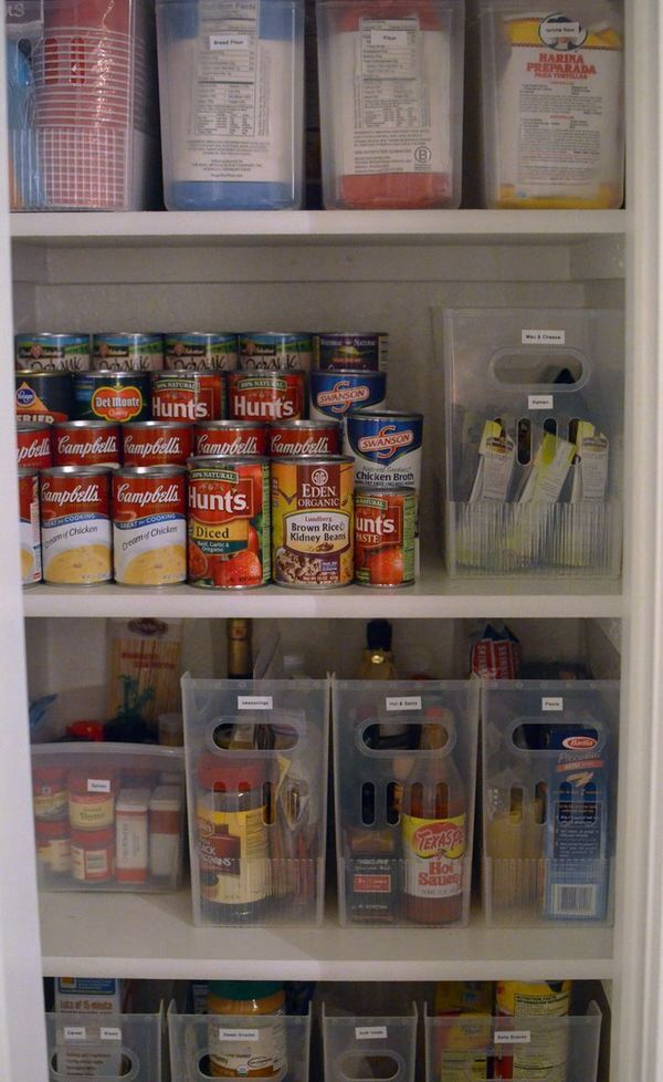 Pantry Organization  Kitchen Organization & Pantry