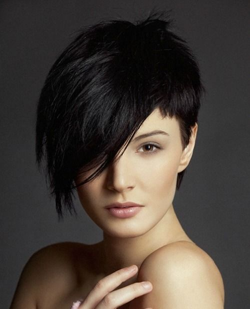 Asymmetrische Frisuren Für Coole Frauen Mit Kurzem Haar! My