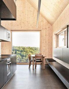 Summer house in southern burgenland by judith benzer architektur architecture austria interiors also rh pinterest