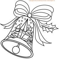 Weihnachten Malvorlagen | Christmas coloring | Pinterest ...