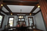 Alternate Box Beam Ceiling | DIY | Pinterest | Beams ...