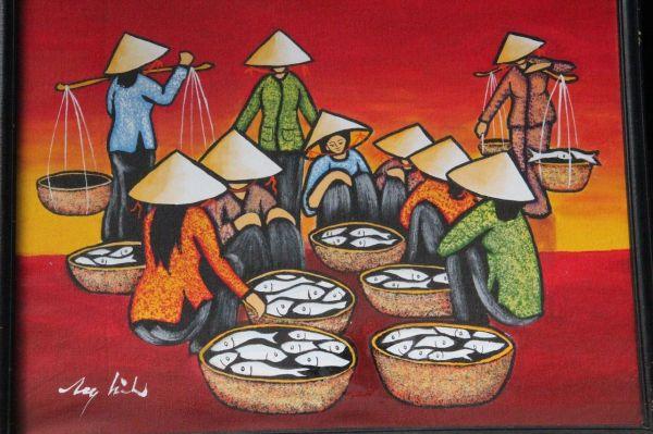 Traditional Vietnamese Art