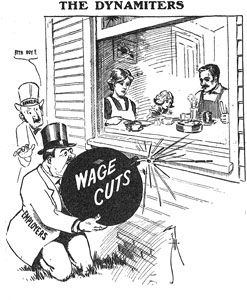 During the late 20's and early 30's the Great Depression