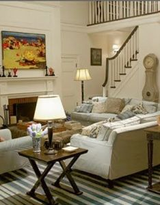 This is my dream living roomso from that movie something   gotta give clearly  want to move right into whole house love how warm and serene also rooms beach rh pinterest