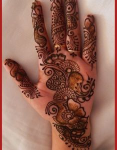 More pins like this one at fosterginger pinterest henna tattoo safety the simple arabic mehndi designsmehndi designs handsmehandi also rh