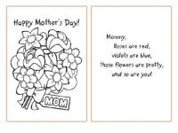 mother's day coloring pages - Bing images   mothers day ...