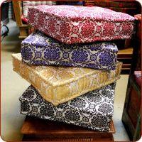 floor pillow | Floor cushion, Moroccan poof, Moroccan ...