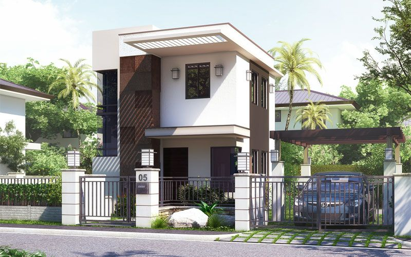 Pinoy House Design 201512 Is A Small House Design In A Two Storey