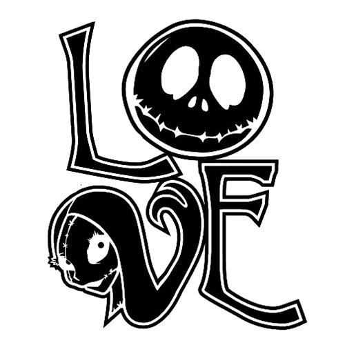 Download Love Jack Die Cut Vinyl Decal PV1132 | Etching | Pinterest ...