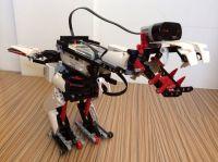 A Tyrannosaurus Rex Robot Building With Lego Mindstorms ...