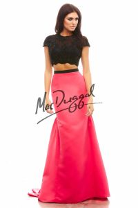 Prom Dresses 2015 Pink And Black