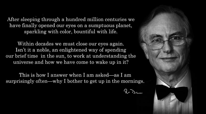 Richard Dawkins Quotes QuotesGram