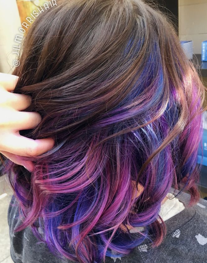 Blue brown hair color the best hair color 2017 best 25 blue brown hair ideas on teal ombre pmusecretfo Gallery