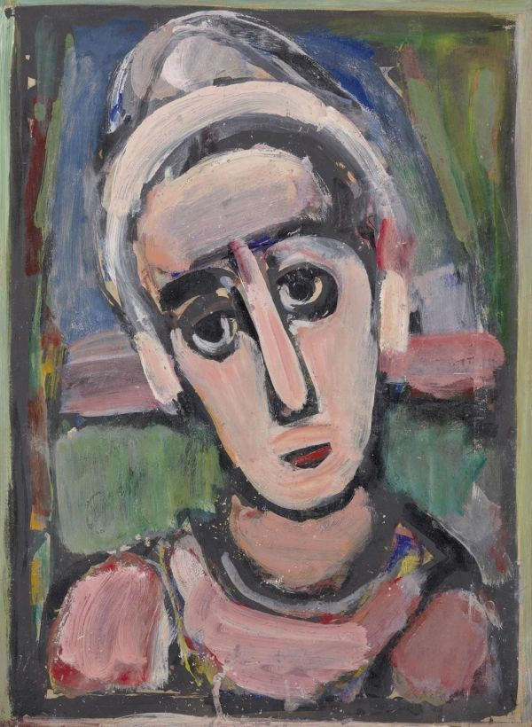Georges Rouault 1871-1958 Een Franse